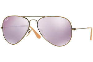 Ray-Ban Aviator Flash Lenses RB3025 167/4K  470 р.